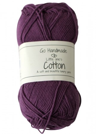Cotton - Vintage Purple