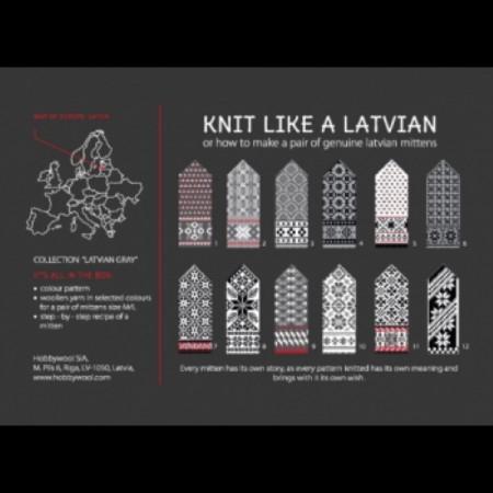 Latvian Gray