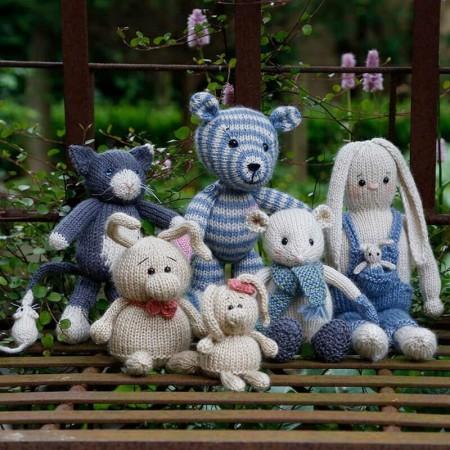 Go handmade strikkepakker