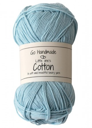 Cotton - Sky Blue