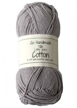 Cotton - Light Grey