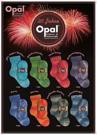 Opal 20 år