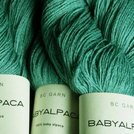 Babyalpaca (100 gram)